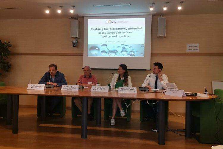 ECRN event on bioeconomy