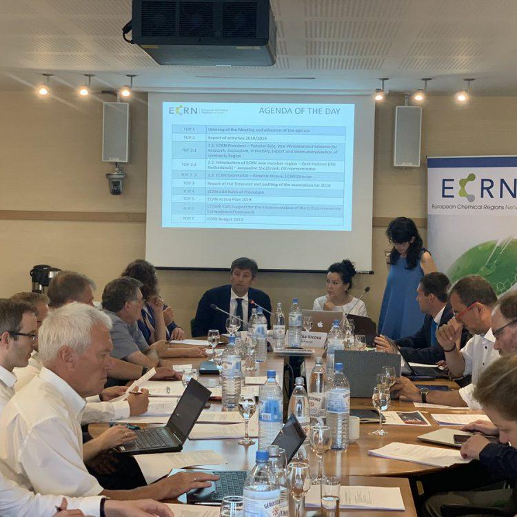 ECRN GA 2019