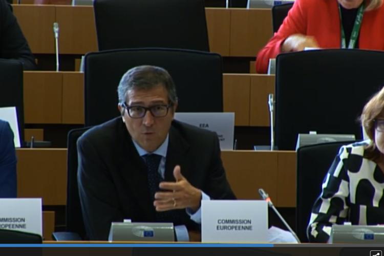 European Commission_ENVI meeting